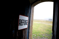 Refuge @ old military camp on Maginot Line, French Alps