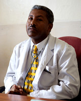 EHN/LeAlem Medical Director Dr. Alemayehu Dinku.